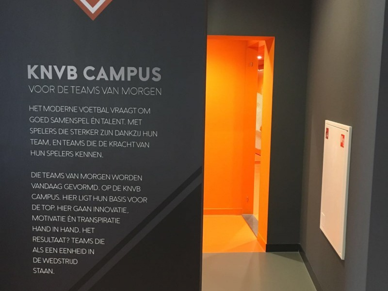 Ssels Tegels KNVB Campus Zeis 9